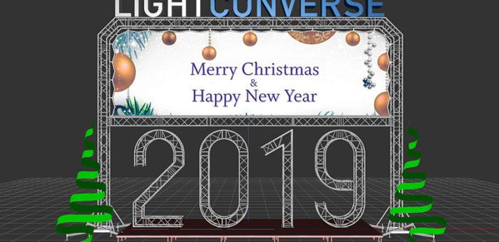 Новогоднее предложение LIGHTCONVERSE TOOLS 2019