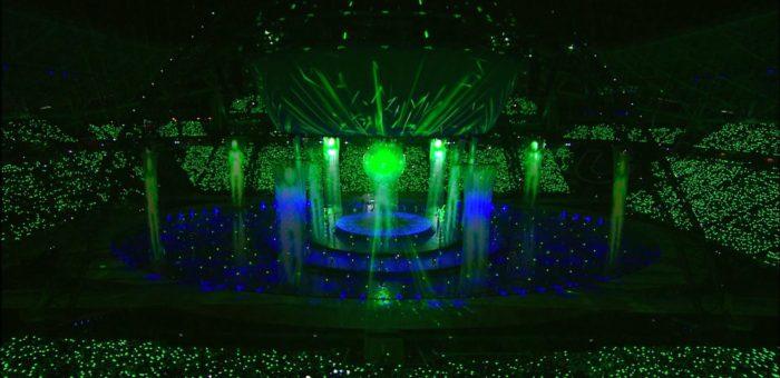 Церемонии открытия и закрытия XXVII Всемирной летней Универсиады в Казани